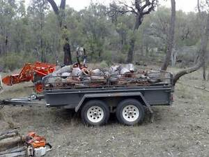 Large Heavy Duty Trailer Inverell Inverell Area Preview