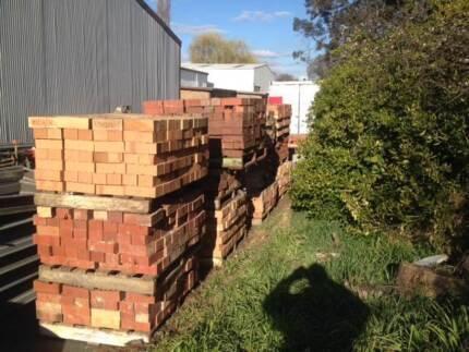 Pallets of Bricks Trevallyn West Tamar Preview