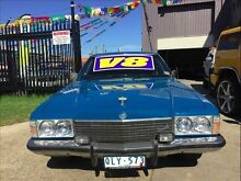 1975 Holden Kingswood HJ HJ Blue 3 Speed Manual Utility Brooklyn Brimbank Area Preview