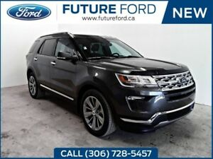 2018 Ford Explorer Limited | 2ND ROW CAPTION CHAIRS | CLASS III