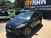 2013 Ford Fiesta WZ Trend Black 5 Speed Manual Hatchback Islington Newcastle Area Preview