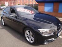 13 BMW 320D 184 BHP SPORT DIESEL £30 ROAD TAX