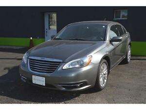 2012 Chrysler 200 Touring - YOU CAN OWN RIGHT NOW FOR $48/week