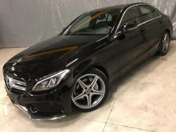 Mercedes-Benz C 200 d 9G Aut AMG-Pack Navi/LED/camera