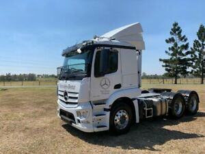 2019 Mercedes-Benz 2646 Actros Mercedes Benz Actros 26 Prime Mover Rocklea Brisbane South West Preview