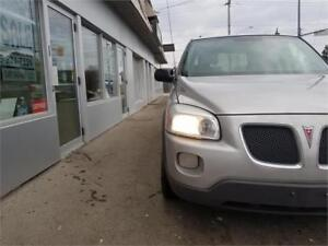 2008 Pontiac Montana SV6 Accident Free Trade In As-Is