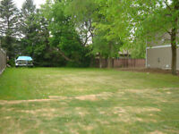 VACANT BUILDING LOT IN ALLISTON