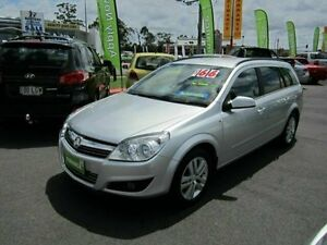 2007 Holden Astra Silver Automatic Wagon Woodridge Logan Area Preview