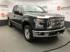 2015 Ford F-150 XLT 4x4 SuperCab Short Box