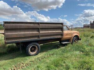 67 Chevy 3-Ton