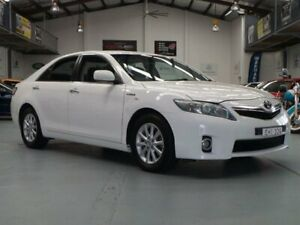 2011 Toyota Camry AHV40R Hybrid Continuous Variable Sedan Seven Hills Blacktown Area Preview