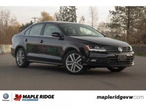 2017 Volkswagen Jetta Sedan Highline SUPER LOW KM, AMAZING CONDI