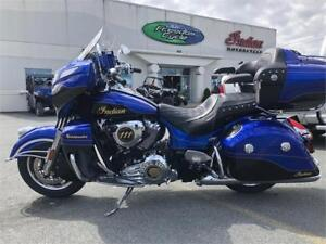 2018 Indian Roadmaster Elite - SAVE $2000!!!