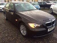 2007 BMW 3 SERIES 320i SE AUTOMATIC BIG SPEC SERVICE HISTORY