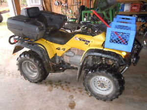 Great Condition '04 Honda Foreman ES 450 - 8500km - Sale by Owne