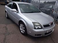 VAUXHALL VECTRA BREEZE 2005 REG ALLOYS