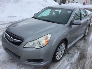 2010 Subaru Legacy 2.5i w/Limited Pkg