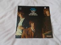 Vinyl LP Take It Easy With The Walker Brothers Philips BL