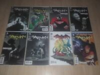 Batman New 52, Issues 18-52. Zero Year. Endgame