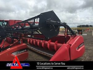 2012 Case IH 3020 35 Foot Flex Combine Head London Ontario image 1