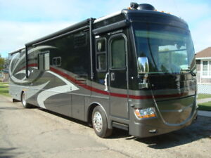 Motorhome diesel kijiji in ontario buy sell save with 2008 fleetwood discovery class a coach publicscrutiny Images