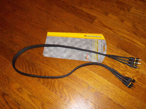 Monster Cable Component Video Cable 3.5feets long