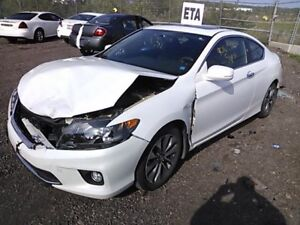 Looking for parts for 2014 accord coupe