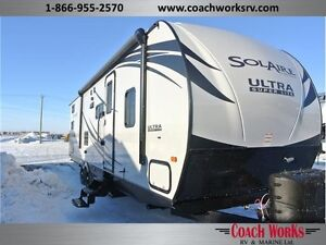 2015 Solaire 28 QBSS Travel Trailer QUAD BUNKS CALL MIKE