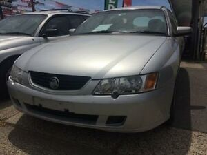 2004 Holden Commodore VY II Acclaim Silver 4 Speed Automatic Wagon Braddon North Canberra Preview