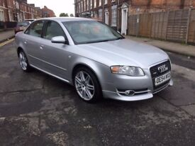 audi a4 s line diesel mot 11/10/18 last owner from 10 years
