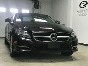 2014 Mercedes-Benz CLS-Class CLS550 4matic AMG Sports pkg*Low km