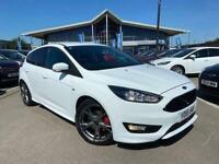 2018 Ford Focus 1.0 Ecoboost 140 St-Line X 5Dr Hatchback Petrol Manual