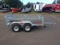 "2016 K-Trail 54"" x 99"" Tandem Axles Utility Trailer"