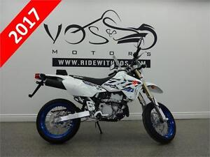 2017 Suzuki DRZ400 SM- Stock#V2605- No Payments for 1 Year**