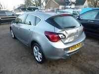 VAUXHALL ASTRA - DV65VLH - DIRECT FROM INS CO
