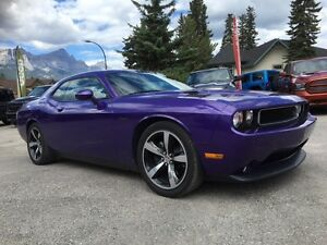 2014 Dodge Challenger R/T 6 speed manual Leather Sunroof