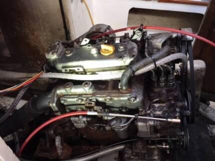Yanmar Marine Diesel Engine