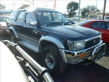 1994 Toyota Hilux SURF SSR-X LIMITED  4 Speed Automatic Wagon Bayswater North Maroondah Area Preview