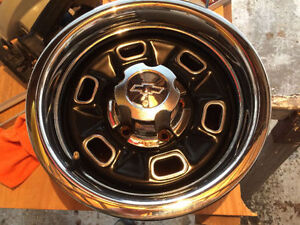 14 Inch Rally Rims and other assorted parts for 2nd gen Camaro