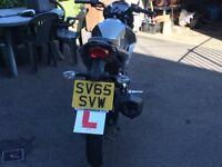Kymco CK1 125 Motor Bike