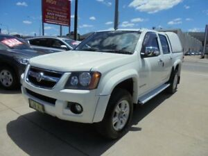 2009 Holden Colorado RC MY09 LT-R White 4 Speed Automatic 4D Utility