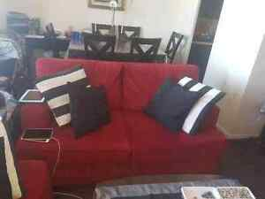 Living Room Set w Free Rug and Drapes FREE DELIVERY