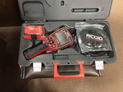 RIDIGID microEXPLORER DIGITAL INSPECTION CAMERA #30063