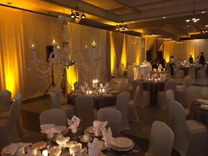 Wedding Event Lighting and Uplighting Services Disc Jockey Windsor Region Ontario image 1