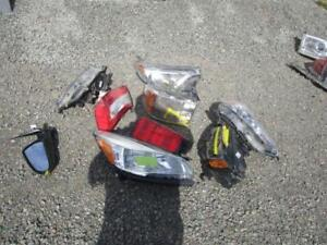 VARIOUS PARTS FOR SALE...HEADLAMPS,MIRRORS ETC.....