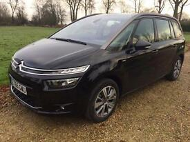 2016 Citroen Grand C4 Picasso 1.6BlueHDi ( 120ps ) ( s/s ) Exclusive IMMACULATE