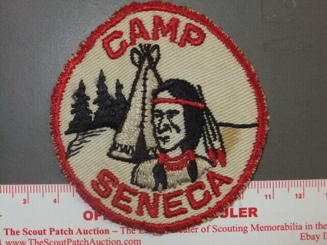 Boy Scout Camp Seneca NY 0279X