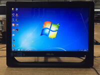 Asus ET2013IGTI 2.6GHz 4GB Ram Touch Screen AMD HD 7470M 1GB All-in-One PC