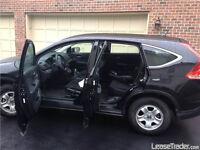 2014 Honda CR-V SUV, Crossover Black