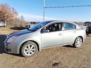 2008 Nissan SENTRA SV For Sale Edmonton